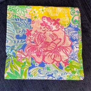 Lilly Pulitzer for Pottery Barn Swaddle